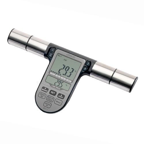 Monitor profesional de cantarire ,masurare si procentaj grasime corporala Omron BF511 vernil
