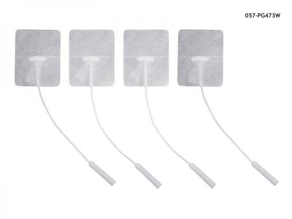 Electrozi adezivi gelificati TENS SI EMS PG473W 45 x 80 mm 4 buc